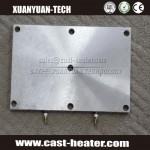 Casting Aluminum electric heating pad