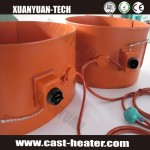 electric thermic silicone barrel heater