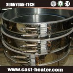SS Mica band heater plate