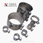 extruder stainless steel mica heater coil