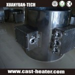 stainless steel Extruder Ceramic Resistant heater