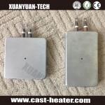 Cast In Aluminum Heater Plate