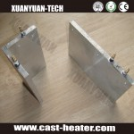 Aluminum Casting die electric heaters