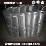 Cast In Aluminum Heater Circle