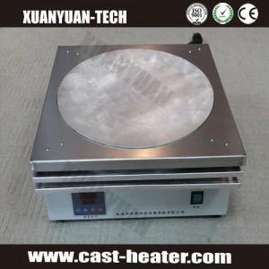 Laboratory aluminum heating plate