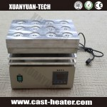 Lab digital display aluminum heating plates