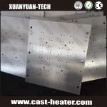 aluminum cast in heater
