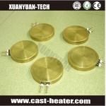 Cast in copper heater manufacturer