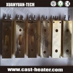 Die Cast Copper Strip Heaters