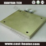 die casting bronze and copper heaters