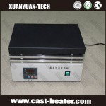 Laboratory teflon heating plate