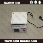 Laboratory ceramic heating plate