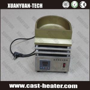 Laboratory brass heating plate