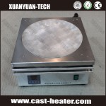 Laboratory aluminum heating plate