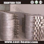 Air Cooled Electric Cast-in Heater from Factory