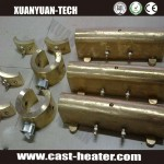 Air Cooled Copper Casting Heaters