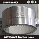 Ceramic stainless steel heating pad