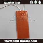 WaterProof Silicone Heating Element with 3M