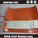 Flexible Silicone Rubber Hot Pads