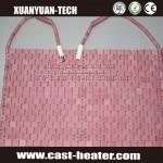 sprial infrared ceramic heater