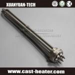 Flanged Thread Tubular Heating Element