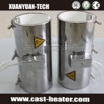 ceramic band heater for plastic extruder machine