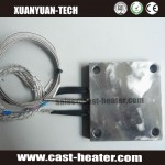 120V 300W Stainless Steel Mica Strip Heater