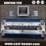 cast in aluminum heater