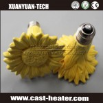 sunflower Ceramic heater bulb