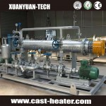 explosion-proof thermal oil heater