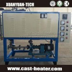 Soap industrial used industrial electrical vertical thermal oil heater