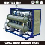 hot sale recycle electric industrial thermal oil heater