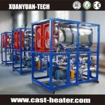 300KW Hot Thermal Oil Electric Heater