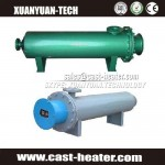 Explosion-proof heavy oil electric tank heater