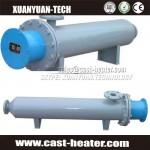 Circulating elegant shape Ducted air heater