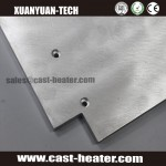 Cast aluminum heaters