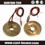 Casting Copper Heater