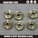 Cartridge copper heater
