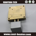 Brass Cast Band Heater for Moulding