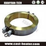 Copper Sheath Circle Heaters