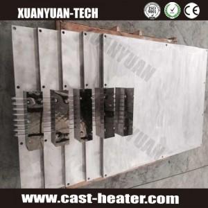 8000w aluminium casting heating plate